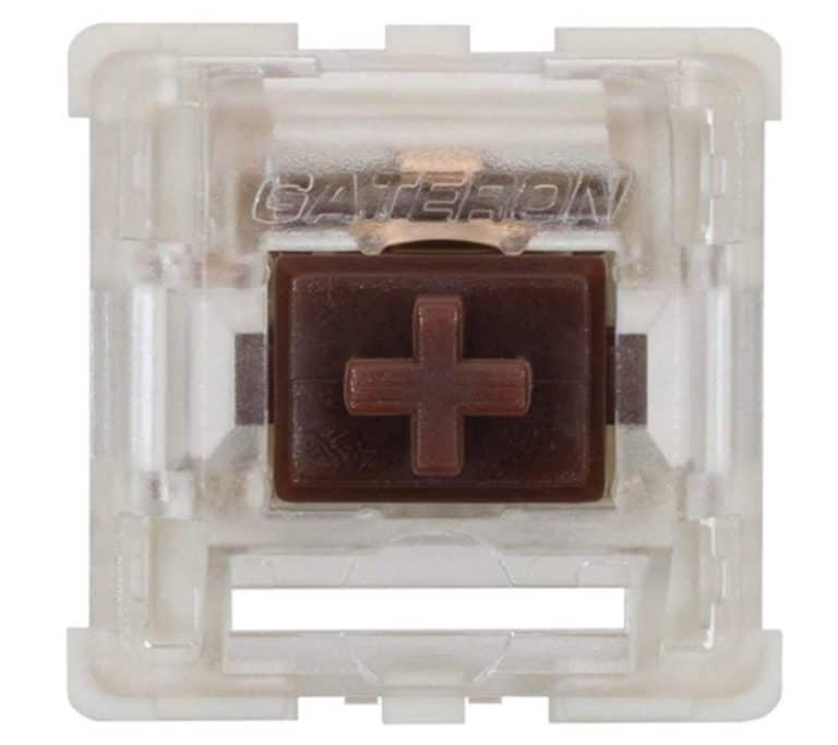 Gateron KS 9 RGB Mechanical MX Type Clear Top Key Switch