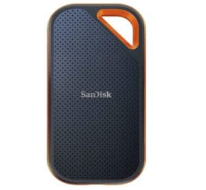 SanDisk 2TB Extreme PRO Portable SSD