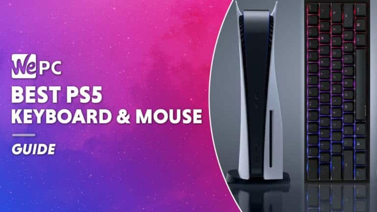 WEPC Best ps5 keyboard and mouse Featured image 01