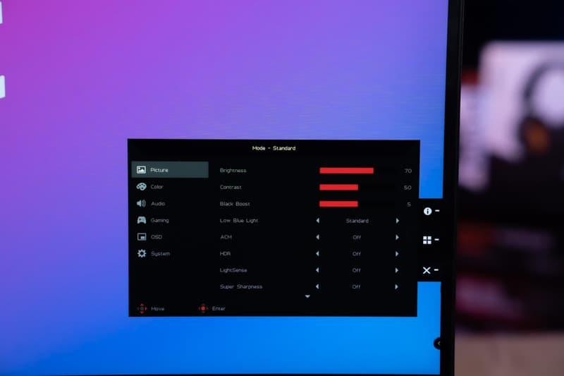 Acer XV282K 4