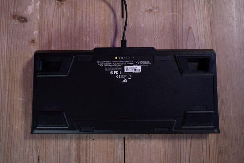 Corsair K70 RGB TKL 22