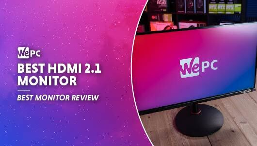 WEPC Best HDMI 2.1 Monitor Featured image 01