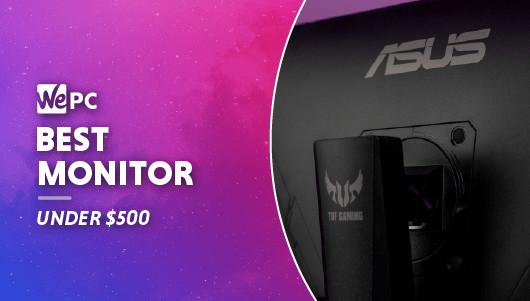 WEPC Best monitor under 500 Featured image 01