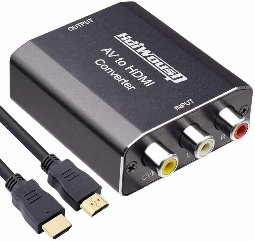 HDIWOUSP RCA to HDMI