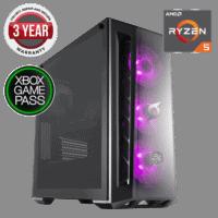 Stormforce Crystal RX 6700XT Ryzen 5 5600X Gaming PC