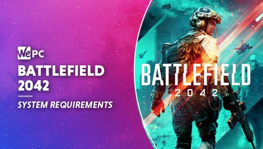 WEPC Battlefield 2042 system requirements Featured image 01