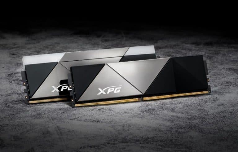 XPG DDR5 memory module min