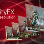 AMD FSR 1