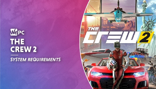 The Crew 2 System Req