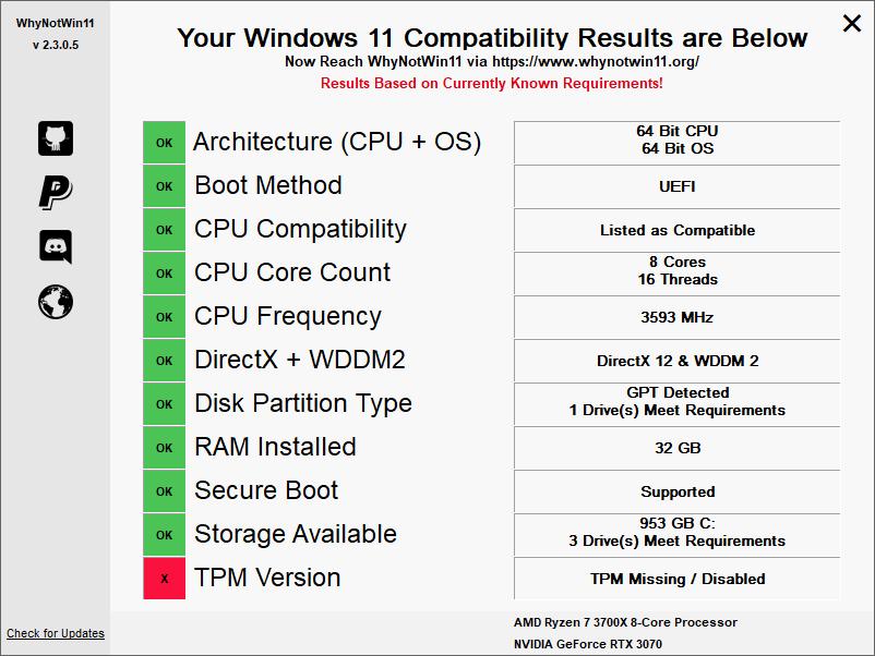 windows 11 comp