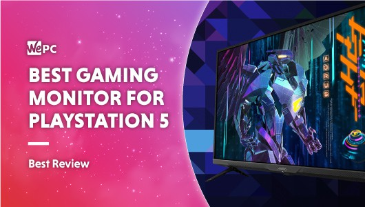 Best Gaming Monitor for PS5