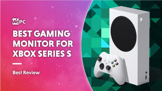 Best Gaming Monitor for Xbox Series S