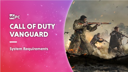 Call Of Duty Vanguard System Requirements 1
