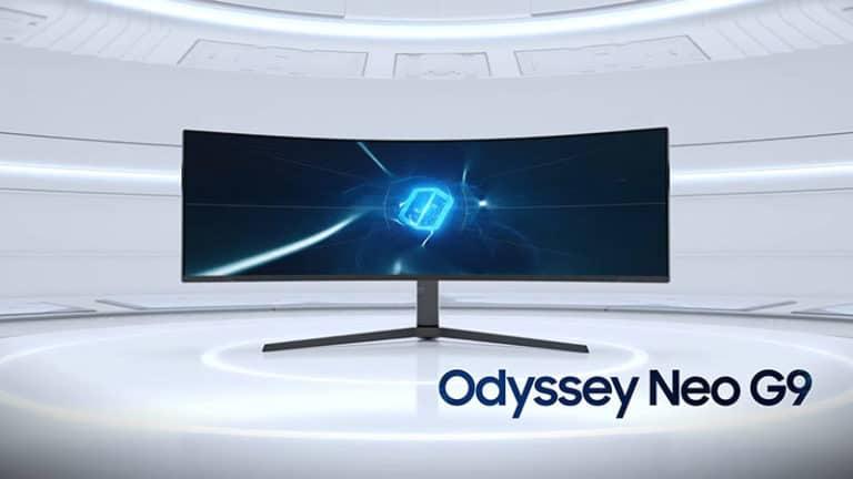 Samsung Odyssey Neo G9 Gaming Monitor