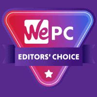 WePC Editors Choice Badge