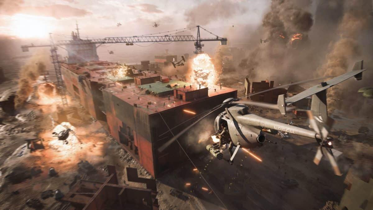 battlefield 2042 playtest