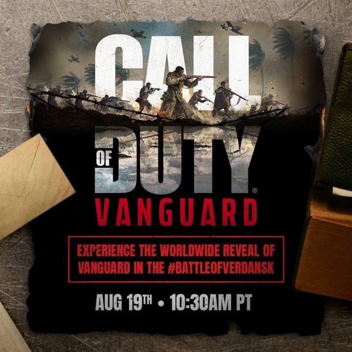 call of duty vanguard verdansk reveal
