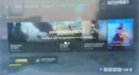 Battlefield 1 Error Code 34600 and Battlefield 1 Error Code 34601