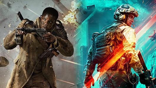 Call Of Duty Vanguard VS Battlefield 2042