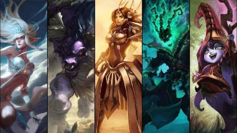 LoL Support Tier List
