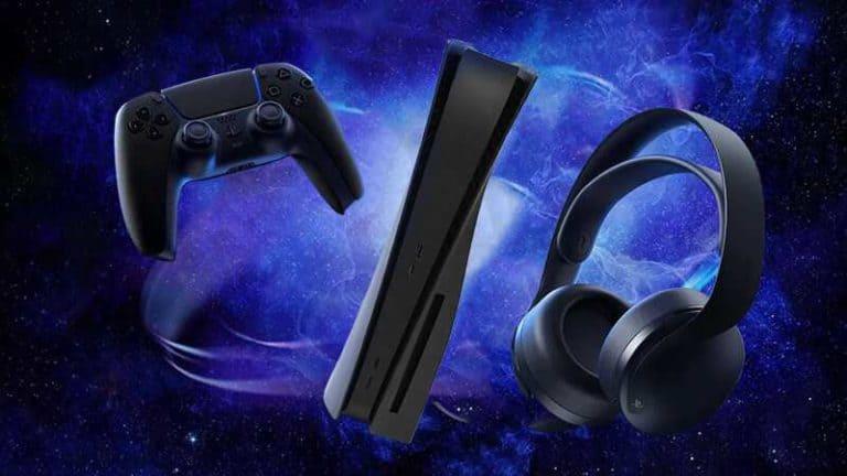 Midnight Black PS5 Pulse 3D Headset Pre Order