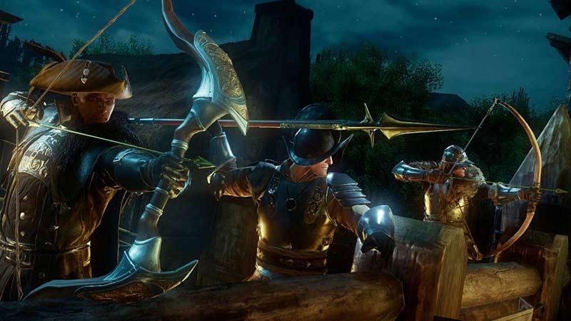 New World Archers