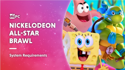 Nickelodeon All Star Brawl System Requirements