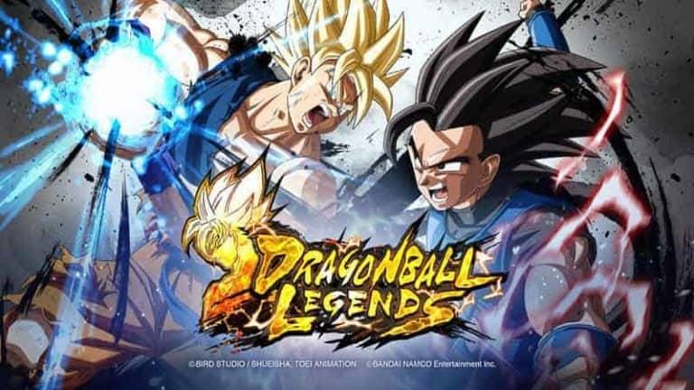 dragon ball legends tier list