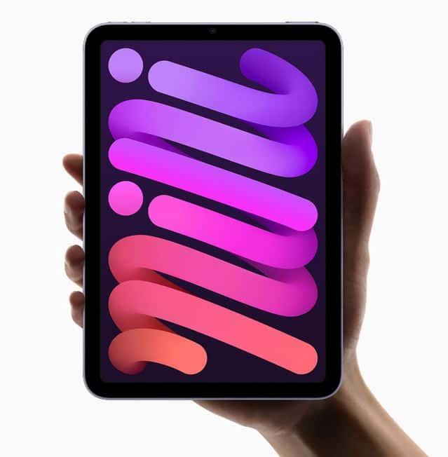 iPad 2021 pre order