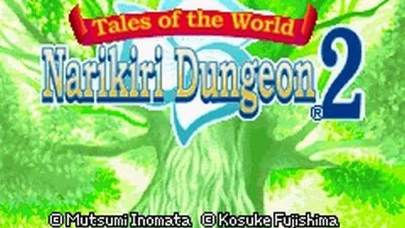 narakiri dungeon 2