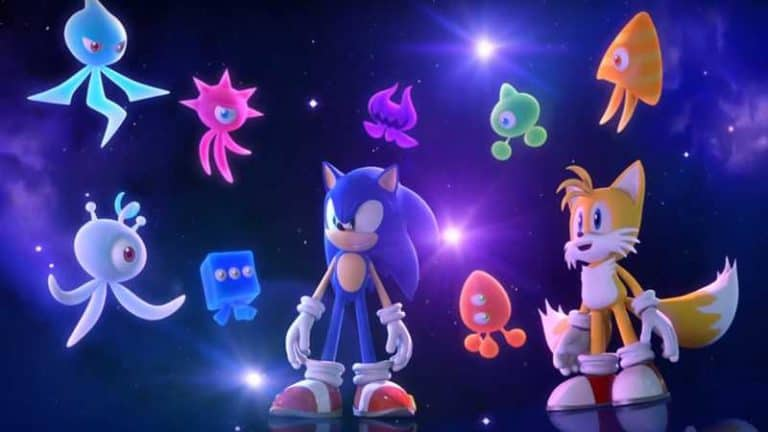 sonic colors ultimate wisps