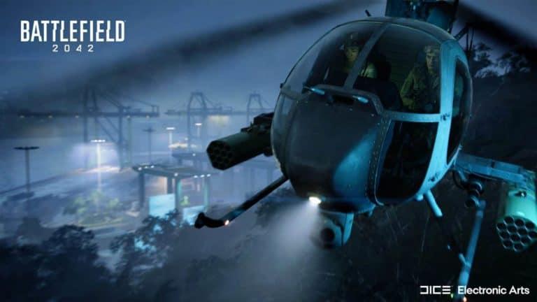 Battlefield 2042 beta controls