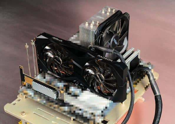 Intel i9 12900K benchmark Alder Lake PC setup