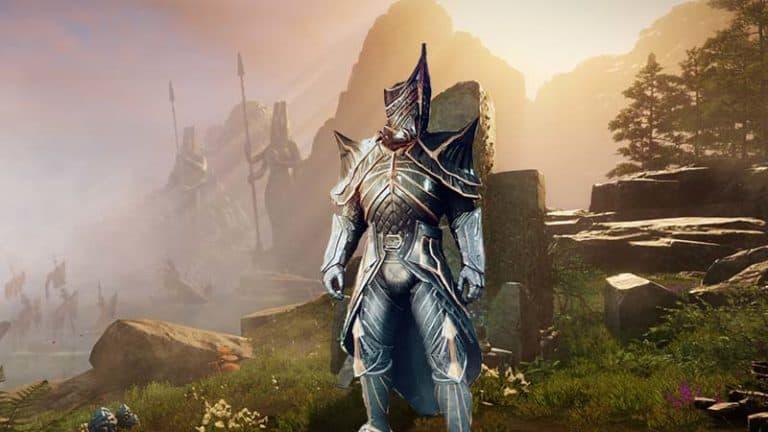 New World Voidbent Armor