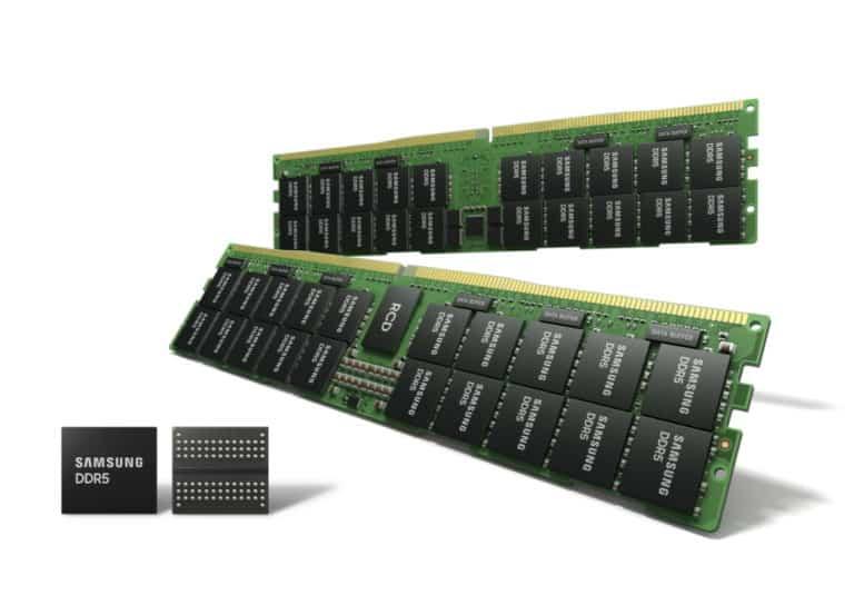 Samsung DDR5 memory 3