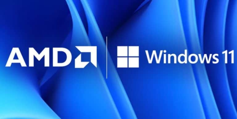 Windows 11 performance issues AMD Ryzen CPU