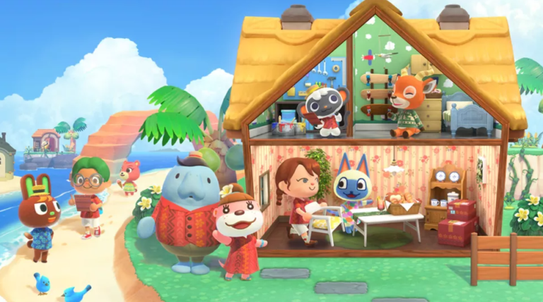animal crossing happy home paradise dlc release date