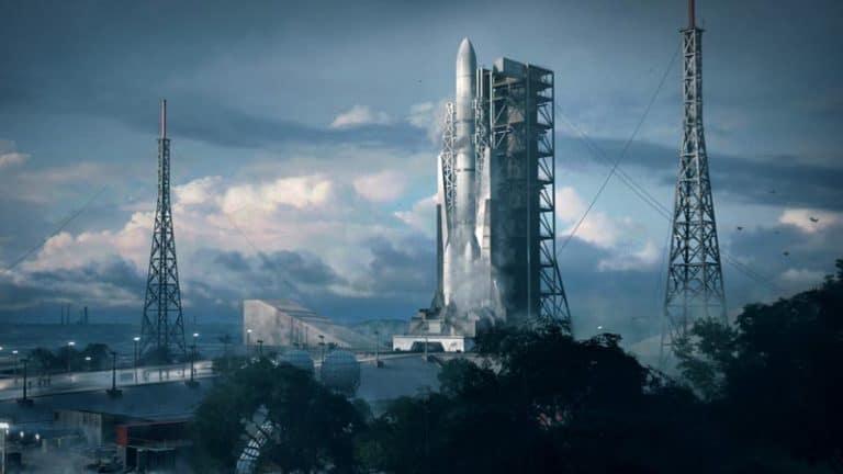 battlefield 2042 orbital rocket