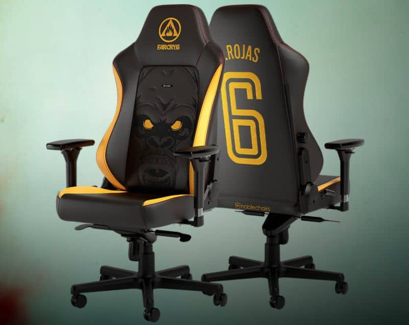 noblechairs far cry 6 1