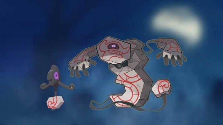 evolve galarian yamask runerigus Pokémon go